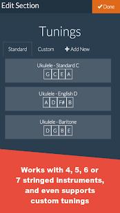 Ukulele Notepad - Tab Editor - náhled