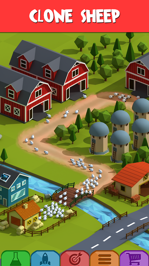 Tiny Sheep- screenshot