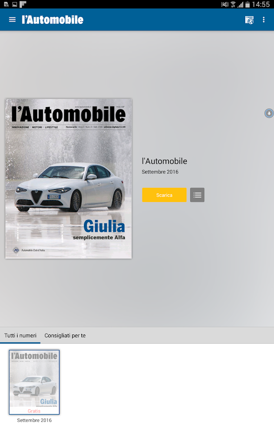 l'Automobile- screenshot