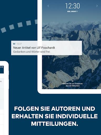 WELT News – Nachrichten live  screenshots 12