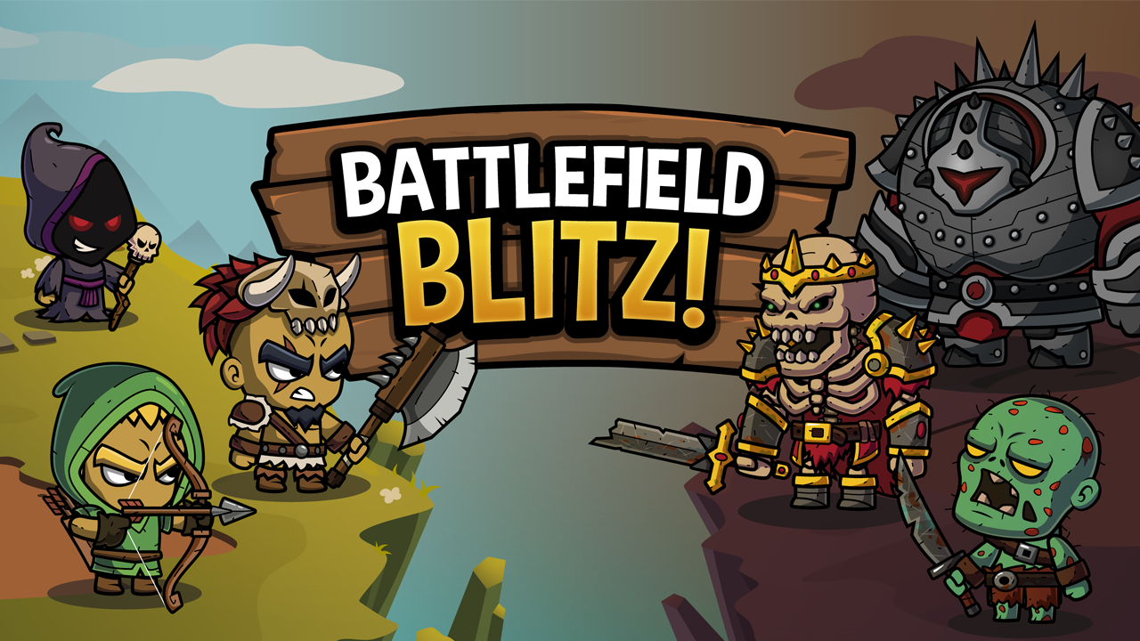 Battlefield Blitz!- screenshot
