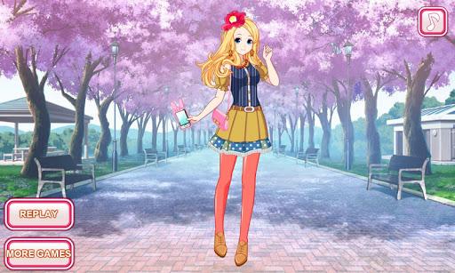 Anime dress up game 1.0.0 9