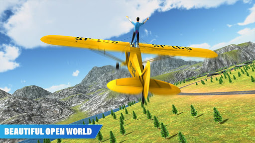 Flight Simulator 2019 - Free Flying cheat screenshots 2