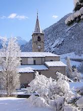 Photo: Termignon Val Cenis en hiver