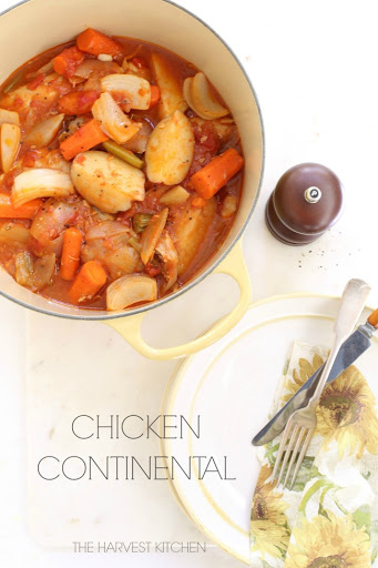 10 best chicken continental recipes forumfinder Image collections