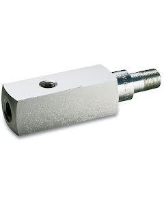 "Manometeradapter GA3, 1/4"" NPTF port"