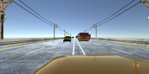 VR Racer: Highway Traffic 360 for Cardboard VR 1.1.14 4