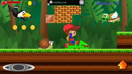 Halloween Run Free Game 1.0 screenshot 32398