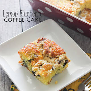 Blueberry Coffee Cake With Cake Mix Recipes.