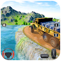 US Army Transport Truck Driving Simulator icon