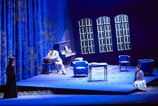 Photo: Wiener Staatsoper: TURANDOT. Inszenierung: Marco Arturo Marelli. Premiere 28.4.2016. Yussef Eyvazov; Anita Hartig. Copyright: Wiener Staatsoper/ Michael Pöhn