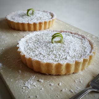 Coconut Cream Tarts Recipe