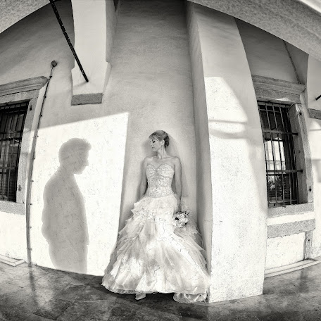 Fotógrafo de bodas Aleksander Regoršek (regorek). Foto del 10.02.2014