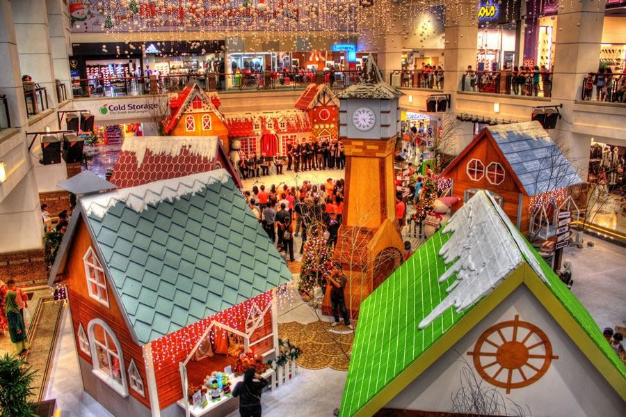 Berjaya Time Square Christmas (HDR)