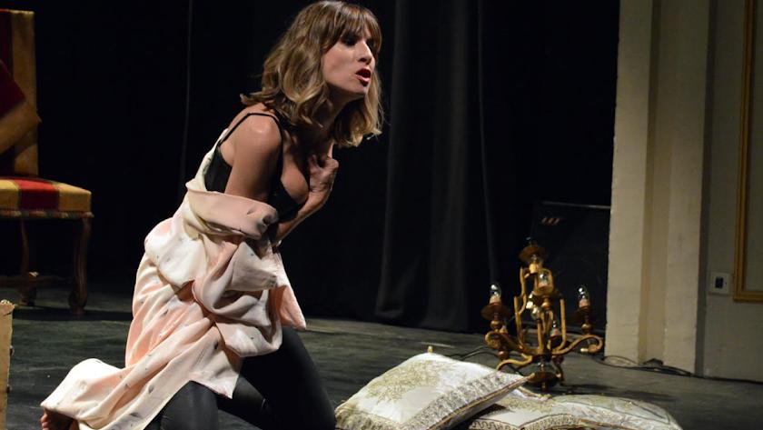 Teatro  La obra ha cautivado al público. La voz