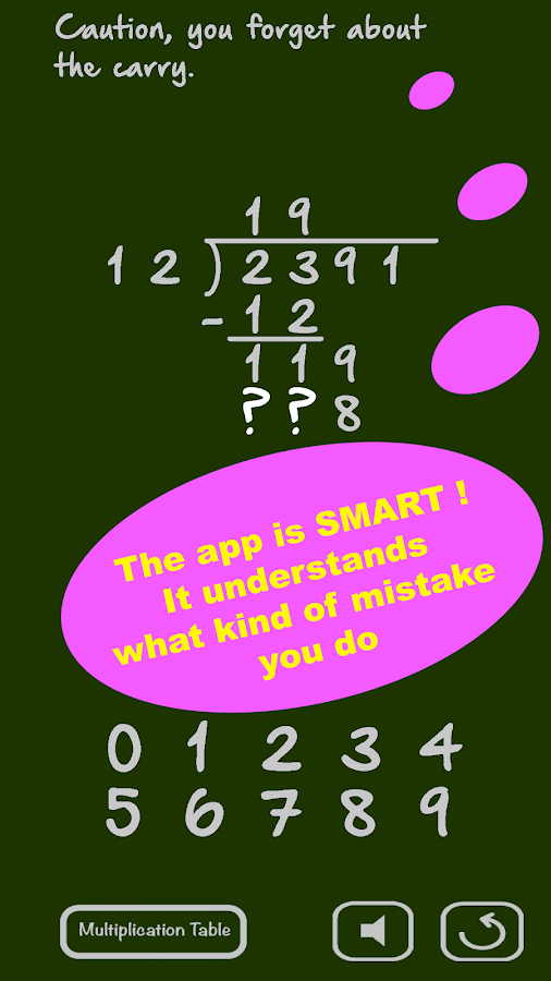 Math: Long Division - Android Apps on Google Play