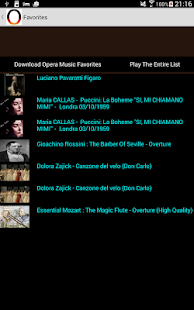 Opera Music- screenshot thumbnail