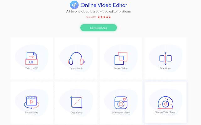 Beecut Online Video Editor