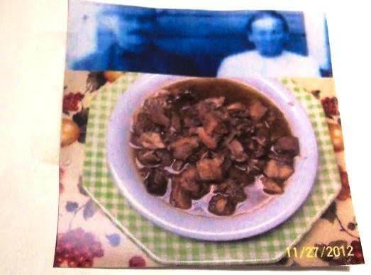 Three Meat Stew....(karelian) From Finland