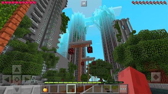Apocalyptic City Survival Maps For Minecraft Pe Slunečnice Cz