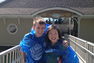 Photo: Ready to go on the Maid of the Mist!