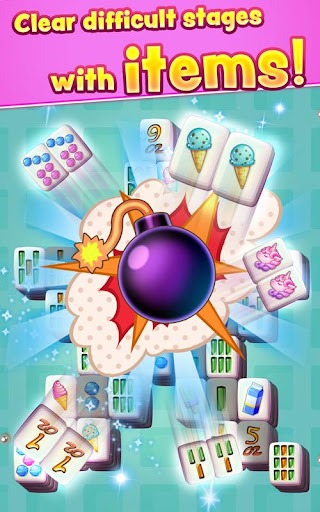 Mahjong POP puzzle: New tile matching puzzle android2mod screenshots 3