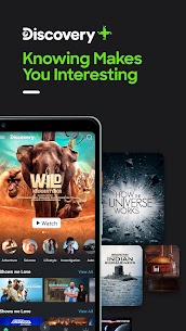 Discovery Plus MOD APK (Free Subscription) 1