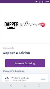 Dapper & Divine - náhled