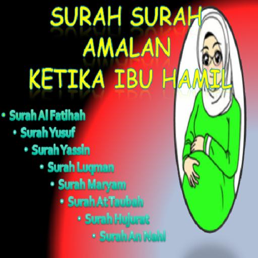 SURAH SURAH UNTUK IBU HAMIL