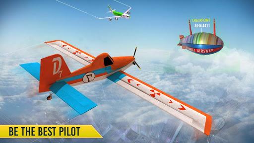 Airplane simulator 2020: airplane games  screenshots 2