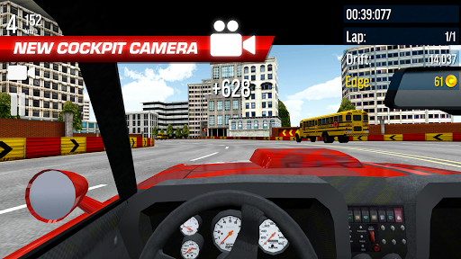 Drift Max City - Car Racing in City  screenshots 3