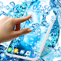 Water drops live wallpaper APK