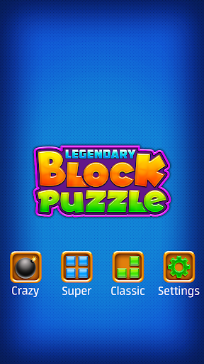 Legendary Block Puzzle 1.3 screenshots 1