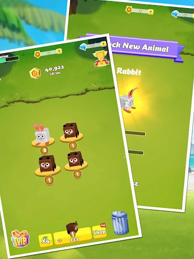 Cubes Rush-Wonder Park screenshot 6
