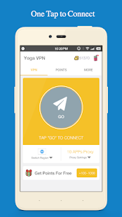 Yoga Free VPN (Ilimitada) Screenshot