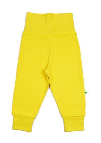 Sture & Lisa Yellow Pants