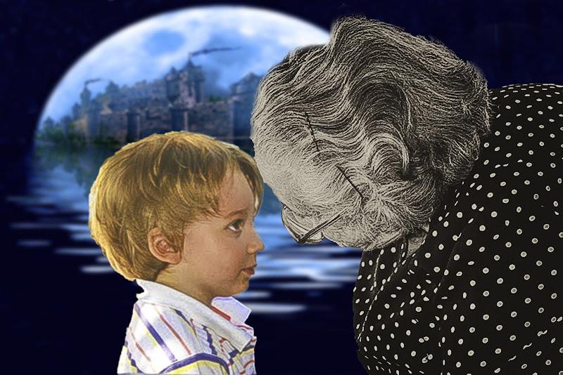 Nonna mi piacciono le fiabe, raccontane un altra di Saltini Rino