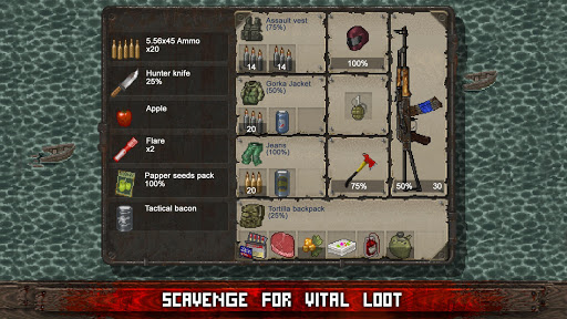 Mini DAYZ: Zombie Survival  screenshots 5