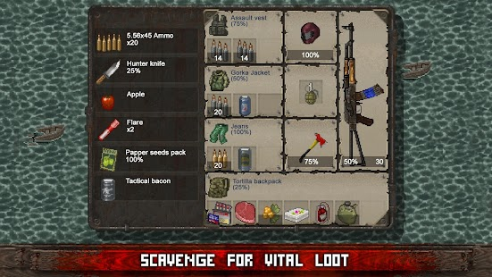 Mini DAYZ - Survival Game Screenshot