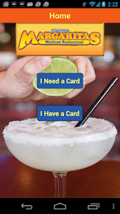 Margaritas Rewards- screenshot thumbnail