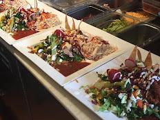Burrito Bowl (Low Carb Plate)