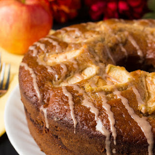 Apple Cardamom Coffee Cake