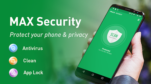 Virus Cleaner, Antivirus, Cleaner (MAX Security) 2.0.4 screenshots 1