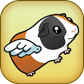 Flappster - Flying guinea pig