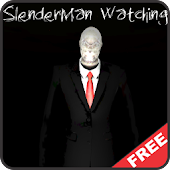 Slenderman Watching icon