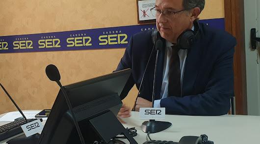 Vicente García Egea, candidato número 2 de Cs al Congreso