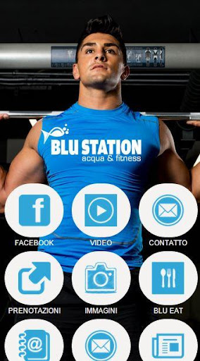 Blu Station Acqua Fitness
