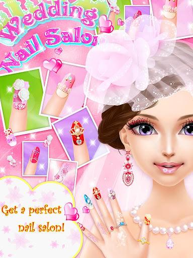 Wedding Nail Salon-girls games