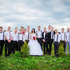 Wedding photographer Elena Molkova (Mirazh). Photo of 30.03.2015
