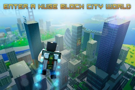 Block City Wars Screenshot